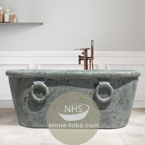 Granite bathtubs