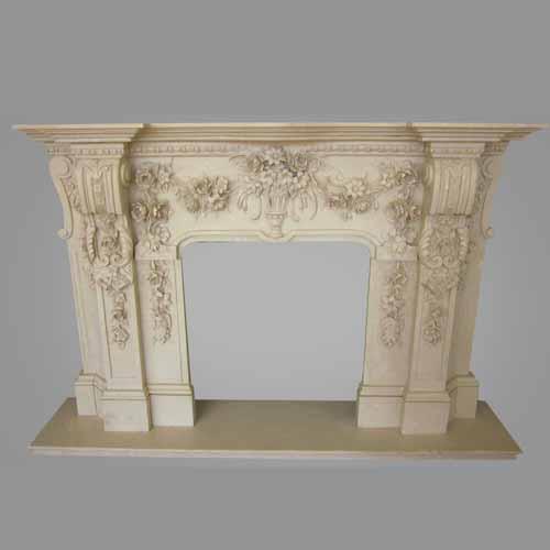 Custome Fireplace Mantels