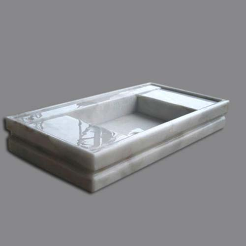 Marble Basin Top
