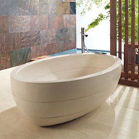2017 New Design Marble Bathtub Stone Tubs Factory Price On