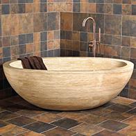 ... Natural Stone Bathtubs ...